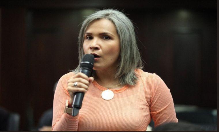 Diputada Vera: Venezolanos que regresan por tierra están hacinados